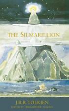 The Silmarillion di J. r. r. TOLKIEN LIBRO CON COPERTINA RIGIDA 9780261102422