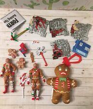 fortnite gingerbread exclusive figure merry marauder ginger gunner set