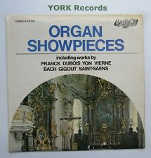 LGD 020 - ORGAN SHOWPIECES - Various - Excellent Condition LP Record