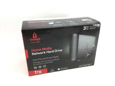 Iomega 1TB Home Media Network Hard Drive  34337 NEW IN BOX