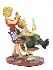 Profisti-Hairdresser parrucchiera PARRUCCHIERI COIFFEUSE scultura personaggio 20613a