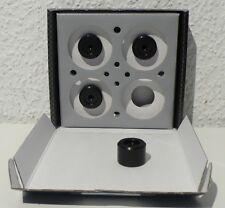 AUDIOPLAN - ANKOPPLUNG LAUTSPRECHER - ANTISPIKE - SET 4x + GEWINDESTIFTE 8mm