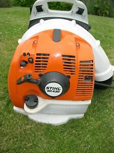 STIHL PROFESSIONAL BACKPACK BLOWER BR 430 - GOOD WORKING ORDER