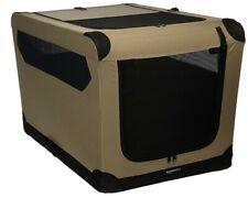 """*NEW* AmazonBasics Portable Folding Soft Dog Travel Crate 36"""" Large"""