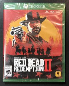Rojo Dead Redemption 2 (Xbox Uno) Nuevo