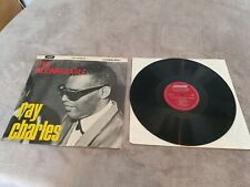 RAY CHARLES - THE INCOMPARABLE - VINYL RECORD LP