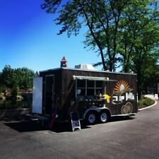 2016-8.5' x 18' Lark Mobile Kitchen Food Concession Trailer for Sale in Montana!