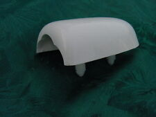 SEARAY BOAT RUB RAIL END CAP WHITE PAIR WHITE NEW U GET THEM BOTH # 958074 PAIR