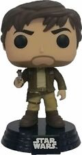 Funko Pop 10451 Star Wars Rogue One Captain Cassian Andor Bobble Toy