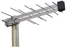 SAC Electronics - Mini Compact Digital Freeview Log Aerial, LTE/4G Protected.