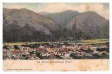 Peru Pre - 1914 Collectable South American Postcards