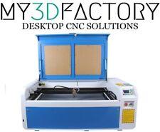 Macchina laser Co2 1000x600mm Reci 100W CNC + Auto Focus + Chiller + DSP ITA