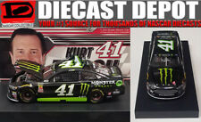 KURT BUSCH 2018 MONSTER ENERGY #41 FORD FUSION 1/24 ACTION