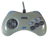 Sega Saturn Controller Gray SS Japan