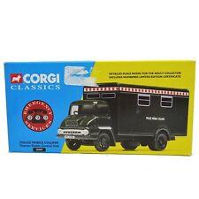 CORGI CLASSICS POLIZIA MOBILE COLONNA THAMES TRADER Control Unit 30307