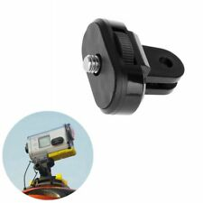 Tripod Mount Adapter Converter To 1/4'' Thread Screw Fit For GoPro Action Camera
