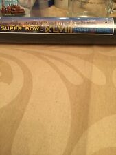 Party Banner Super Bowl 2014 Indoor/Outdoor Use