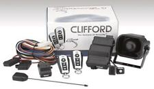Clifford Arrow 5.1 Car Security Alarm and Immobiliser inc 2 remotes