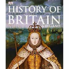 History of Britain & Ireland (Definitive Visual Guide), , Good, Paperback