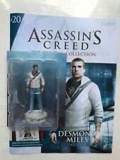 La Colección Assassins Creed Hachette edición #20 Desmond Miles Figura Estatuilla
