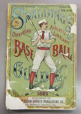 1895 Spalding's Official Baseball Guide