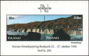 Iceland #810 MNH VF s/s