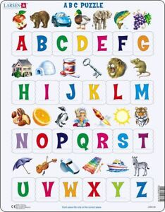 SALE!!! ABC Jigsaw Puzzle, Early Learning Toys and Games