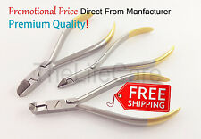 Dental Orthodontic Micro Distal End Hard Wire Ligature Cutter High Quality Plier