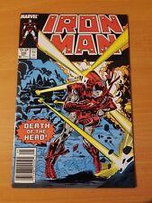 Iron Man #230 ~ NEAR MINT NM ~ 1988 MARVEL COMICS
