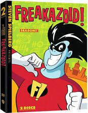 FREAKAZOID: COMPLETE SECOND SEASON (2PC) / (OCRD) - DVD - Region 1