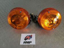 Optiques, feux et clignotants pour motocyclette H2