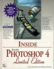 Inside Adobe Photoshop by Barbara Bouton and Gary D. Bouton (1997, Hardcover,...