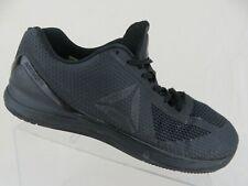 REEBOK Crossfit Nano 7.0 Black Sz 12 Men Cross-Training Shoes