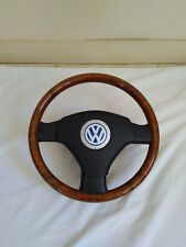 volant ronce de noyer Volkswagen golf IV, bora, passat W8
