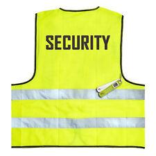 SECURITY - HIGH VISIBILITY VEST HI-VIS (BS EN 471) PENTAGON