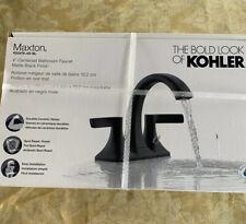 Kohler R22476-4D-BL Maxton Bathroom Faucet