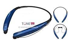Genuine LG TONE Pro HBS-770 Wireless In-Ear Behind-the-Neck Headphones Blue USED