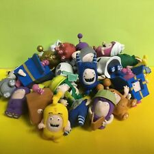 3 ODDBODS Character Collection Mini Figure Toy Send At Random S