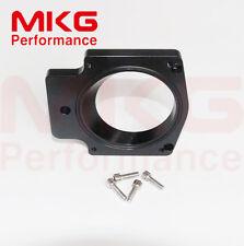 Manifold Adapter Plate 102MM For Throttle Body GM GEN III LS1 LS2 LS6 LSX LS4 BK