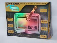 Top-O-Matic Cigarette Rolling Machine T2