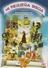 "The Begginer""S Bible Mi Pequeña Biblia New Dvd"