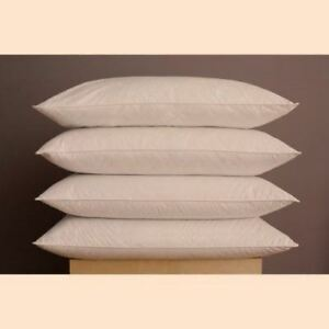 M&S Luxury New Duck Feather Extra Filled Cushion Pads Free P&P