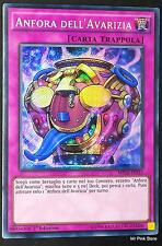ANFORA DELL' AVARIZIA Pot of Avarice MP16-IT033 Rara Segreta in Italiano YUGIOH