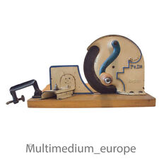Pane Macchina taglio Dieni Pe.De No 19 Metallo legno Stile liberty art nouveau