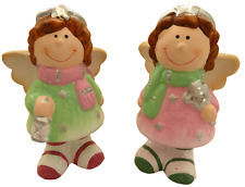 Pink & Green Angels (star, lanterne)