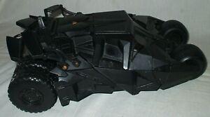 Batman Dark Knight Batmobile Assault Tumbler Vehicle DC Comics H1387 No Missiles