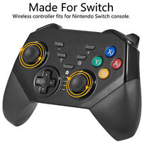 Wireless Remote Controller Gamepad Joystick For Nintendo Switch Console PC MAC