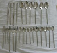 30pcs BSF Spoons Forks Knife Chopsticks Stainless Steel 18-10 Serving LOT