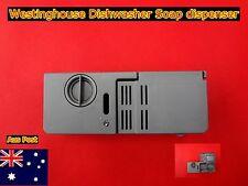 Westinghouse Dishwasher Parts Detergent Soap Dispenser Replacement - grey (E49)