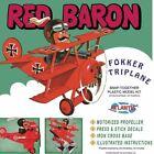 Atlantis Red Baron Fokker Triplane with Motor Snap Together model kit 5903